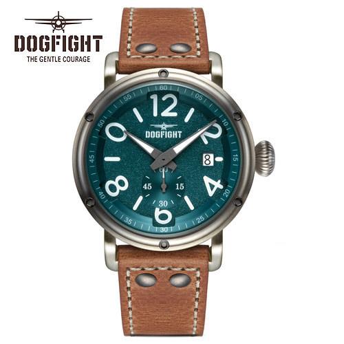 [독파이트시계 DOGFIGHT] DF0020 시그널 조진웅 시계 ACE 에이스 44mm
