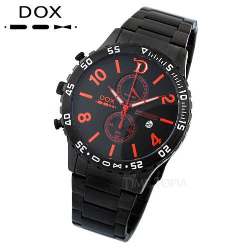[독스시계 DOX] DX615BBRM 국내본사 정품 쿼츠시계
