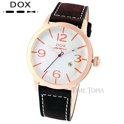 [독스시계 DOX] DX631ROCH 국내본사 정품 쿼츠시계