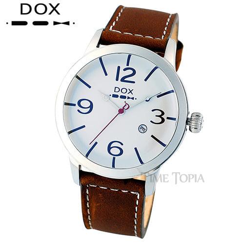 [독스시계 DOX] DX631WTBR 국내본사 정품 쿼츠시계