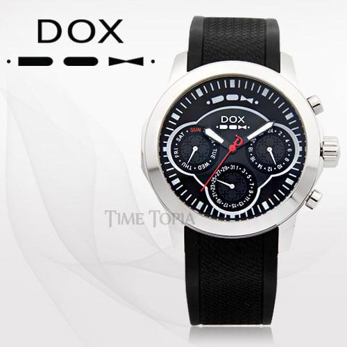 [독스시계 DOX] DX634WTBK 타임메카 단독할인 수량 딱 15개!!