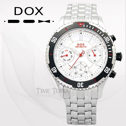 [독스시계 DOX] DX635WBS 타임메카 단독할인 수량 딱 7개!!
