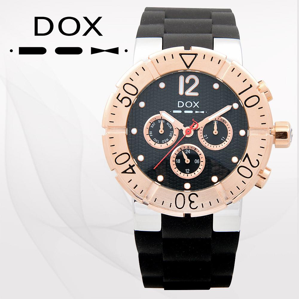 [독스시계 DOX] DX639BROBK [한국본사정품]