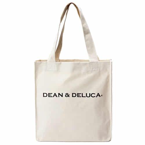 [딘앤델루카 Dean&Deluca] D001-BEIGE / CLASSIC ECOBAG