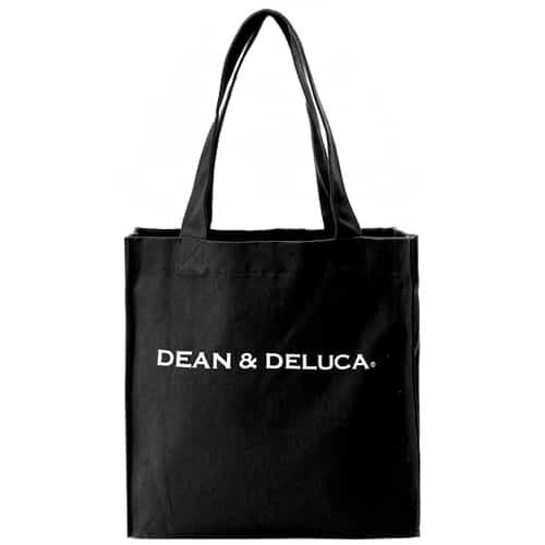 [딘앤델루카 Dean&Deluca] D001-BLACK / CLASSIC ECOBAG