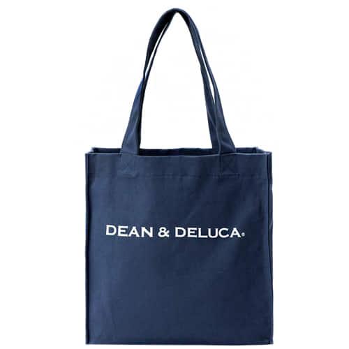 [딘앤델루카 Dean&Deluca] D001-NAVY / CLASSIC ECOBAG