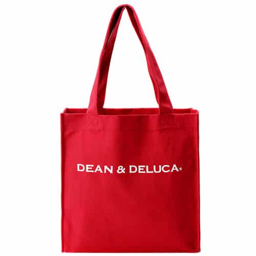 [딘앤델루카 Dean&Deluca] D001-RED / CLASSIC ECOBAG