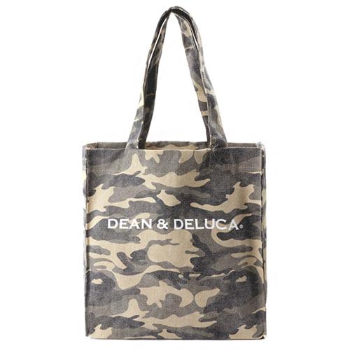 [딘앤델루카 Dean&Deluca] D003-CAMO / CLASSIC ECOBAG