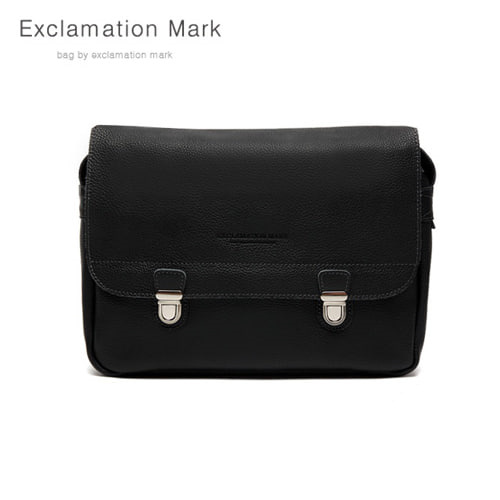 [익스클라메이션마크 ExclamationMark] E005New-black / CROSS BAG