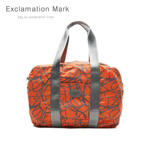 [익스클라메이션마크 ExclamationMark] E009-orange / CROSS BAG / TOTE BAG