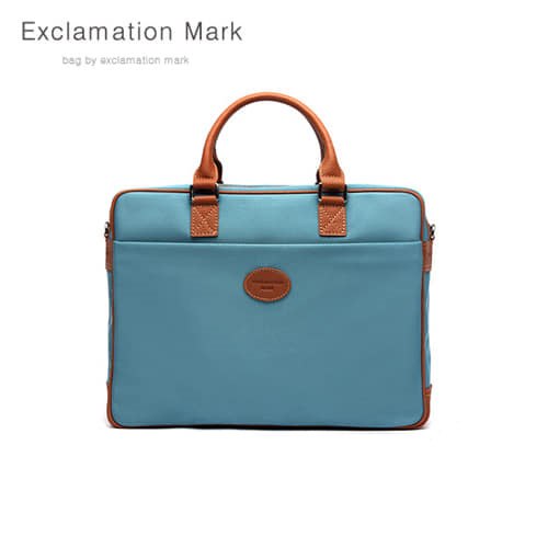 [익스클라메이션마크 ExclamationMark] E021-sky / CROSS BAG / TOTE BAG