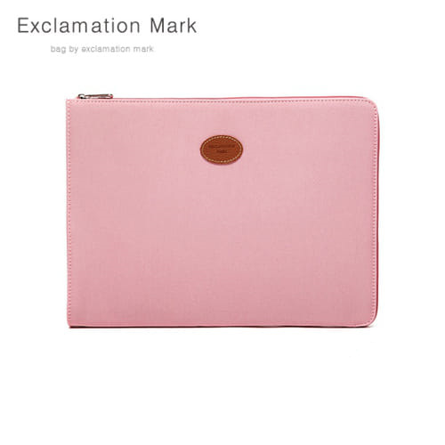 [익스클라메이션마크 ExclamationMark] E023PI 17 inch / CLUTCH BAG