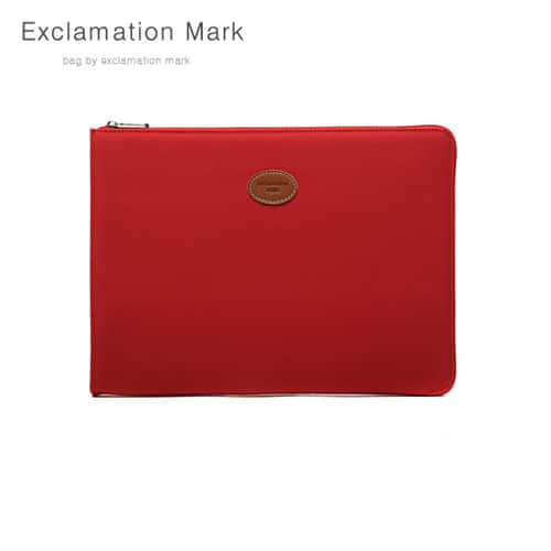 [익스클라메이션마크 ExclamationMark] E023RE 17 inch / CLUTCH BAG