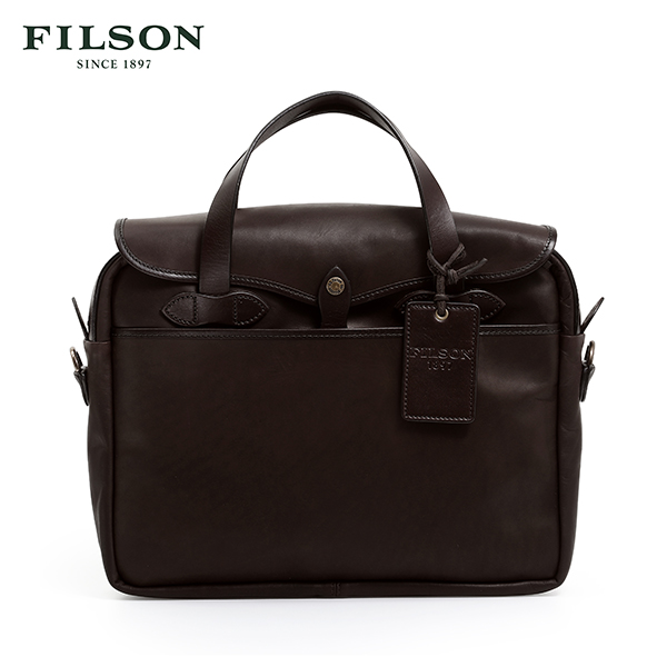 [필슨 FILSON] 70394 (Sierra Brown) / 필슨394 오리지널 브리프케이스 Weatherproof Original Briefcase