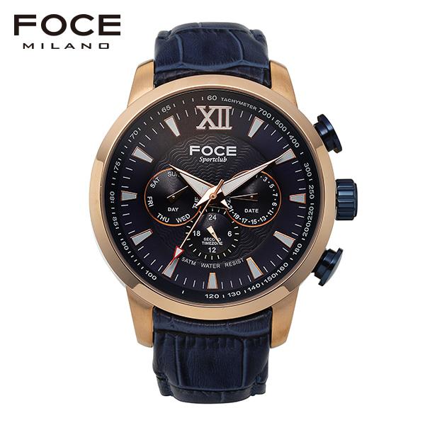 [포체 FOCE] F914GRBL104 아톰바 신상모델!! 강지섭 착용 시계
