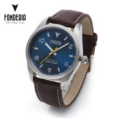 ☆-) [폰데리아시계 FONDERIA] P-6A005UB1