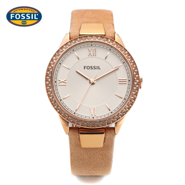 ☆-) [파슬시계 FOSSIL] C181015-BGE / Womens Analog Watch 37mm