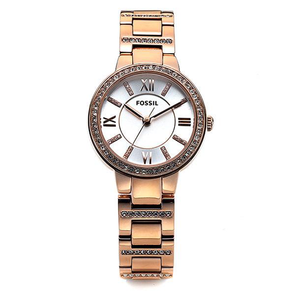 [파슬시계 FOSSIL] ES3284 / Womens Virginia Rose Gold Watch 30mm