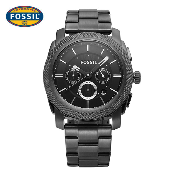 [파슬시계 FOSSIL] FS4662 / Mens Chronograph Machine 44mm