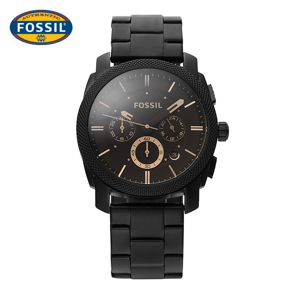 [파슬시계 FOSSIL] FS4682 / Mens Chronograph Machine 44mm