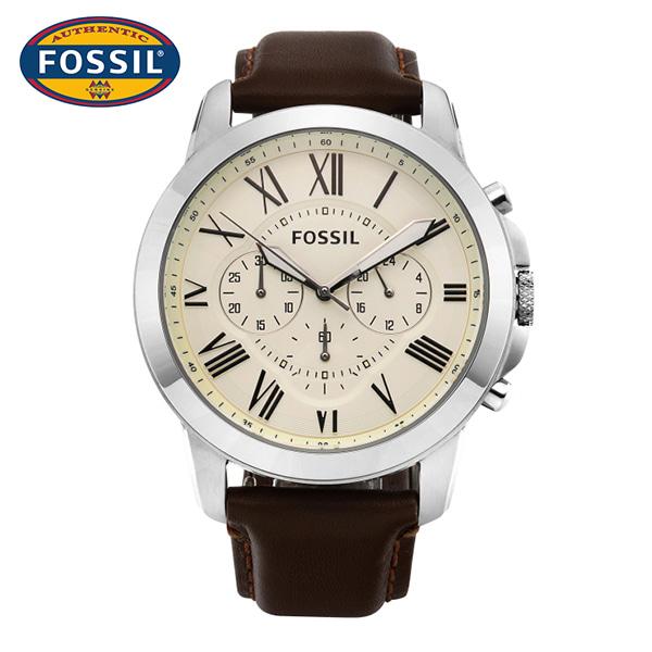 [파슬시계 FOSSIL] FS4735 / Mens Grant 44mm / 지창욱 착용 시계★