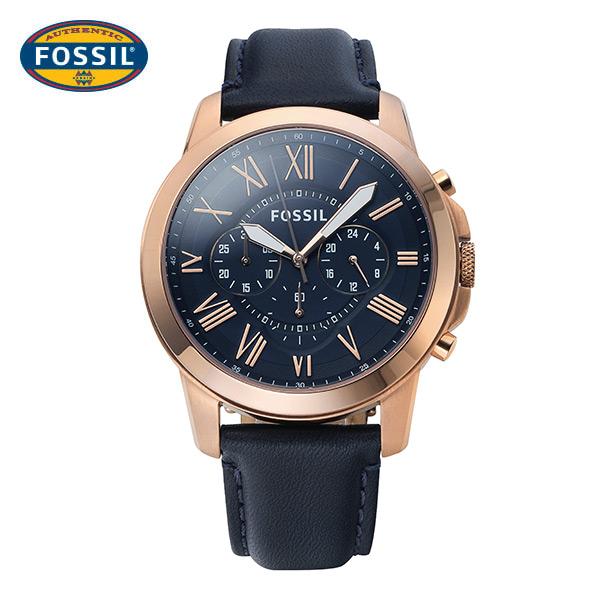 [파슬시계 FOSSIL] FS4835 / Mens Grant Herren-Uhren 44mm