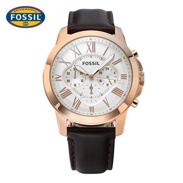 [파슬시계 FOSSIL] FS4991 / Mens Grant Chronograph 44mm