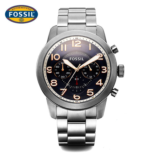☆-) [파슬시계 FOSSIL] FS5203 / Mens Pilot 54 44mm