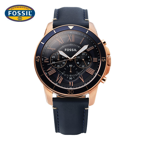 [파슬시계 FOSSIL] FS5237 / Mens Grant Chronograph 44mm