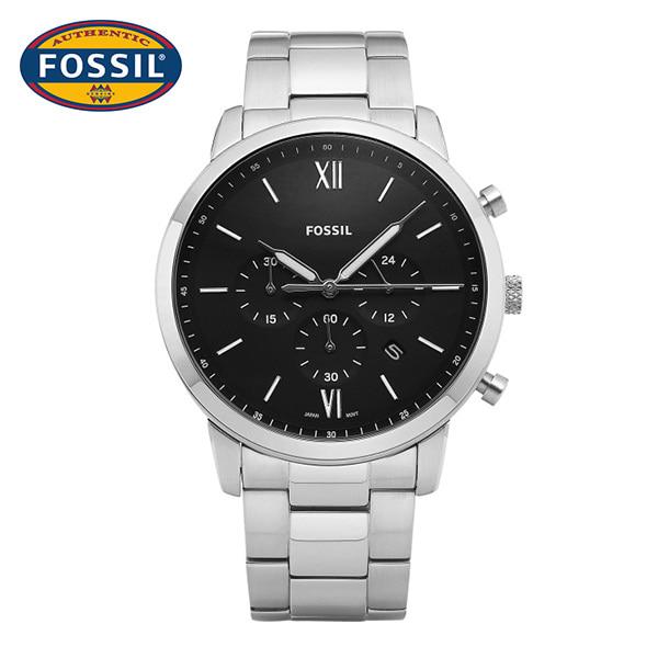 [파슬시계 FOSSIL] FS5384 / Neutra 크로노그래프 남성용 메탈시계 44mm
