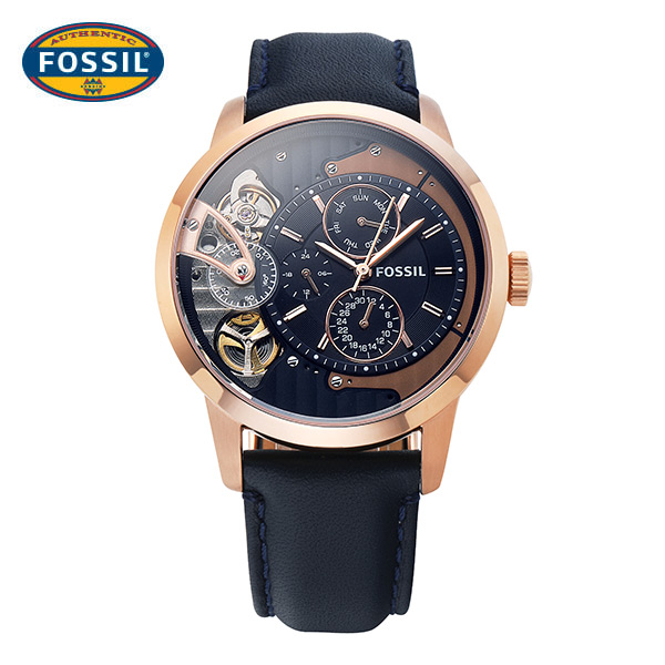 [파슬시계 FOSSIL] ME1138 / Mens Townsman Twist Multifunction 44mm