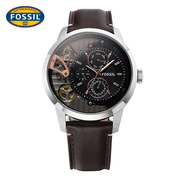 [파슬시계 FOSSIL] ME1163 / Mens Townsman Twist Multifunction 44mm