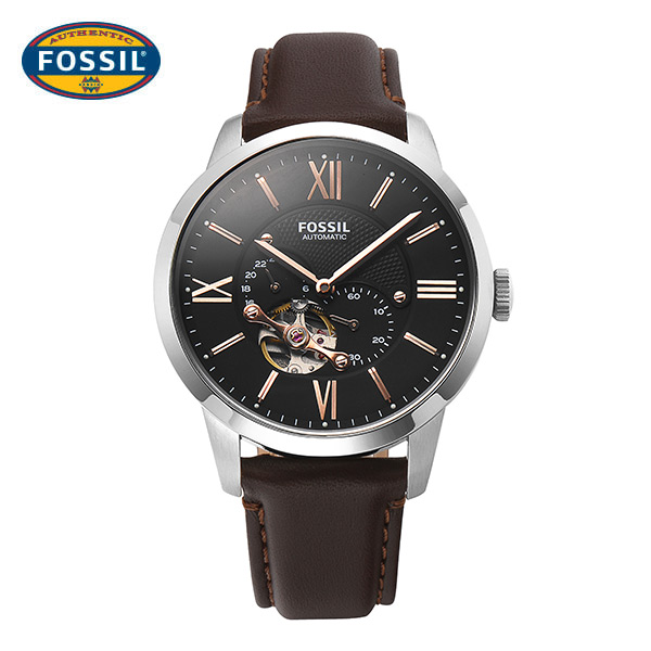 [파슬시계 FOSSIL] ME3061 / Mens Townsman Automatic 44mm / 지창욱 착용 시계★