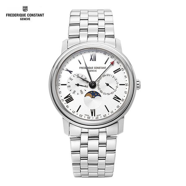 그뤠잇-) [프레드릭콘스탄트시계] FC-270SW4P6B Classic Business Timer 클래식 비지니스 타이머 40mm [한국본사정품]