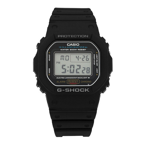 [지샥시계 G-SHOCK] DW-5600E-1V