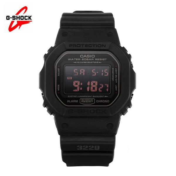 [지샥시계 G-SHOCK] DW-5600MS-1 / 스피드 러스티 블랙