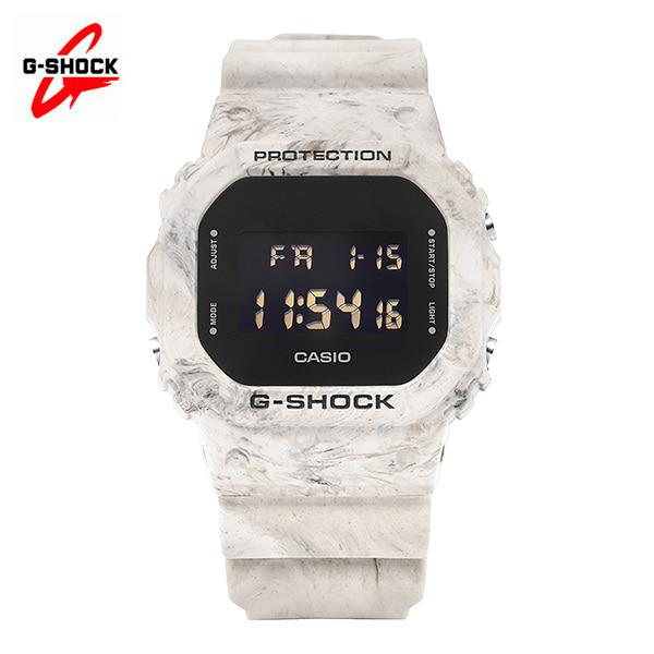 [지샥시계 G-SHOCK] DW-5600WM-5 / Throwback 스로우백 디지털 남성용 레진시계 42.8x48.9mm 타임메카