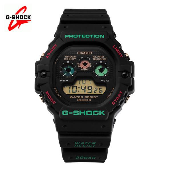 [지샥시계 G-SHOCK] DW-5900TH-1 / Throwback 스로우백 1990s 디지털 남성용 레진시계 51mm 타임메카