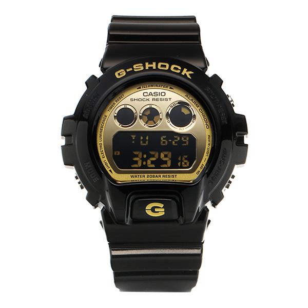 [지샥시계 G-SHOCK] DW-6900CB-1 / 크레이지 컬러 흑금