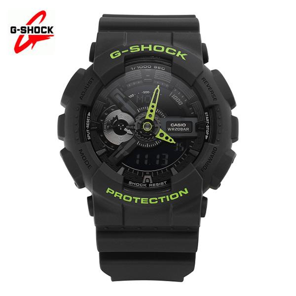 [지샥시계 G-SHOCK] GA-110LN-8A / 빅페이스 네온 컬러 컬렉션