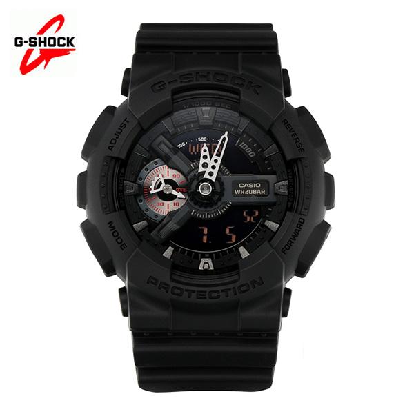 [지샥시계 G-SHOCK] GA-110MB-1A / 빅페이스 밀리터리 블랙
