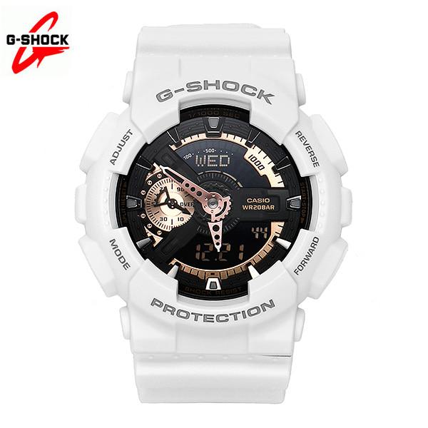 [지샥시계 G-SHOCK] GA-110RG-7A / 빅페이스 로즈골드