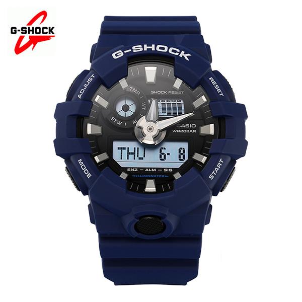 [지샥시계 G-SHOCK] GA-700-2A / 빅페이스 블루