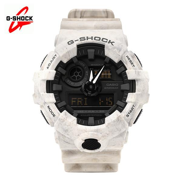 [지샥시계 G-SHOCK] GA-700WM-5A / SPECIAL COLOR 스페셜 컬러 남성용 레진시계 57.5x53.4mm 타임메카