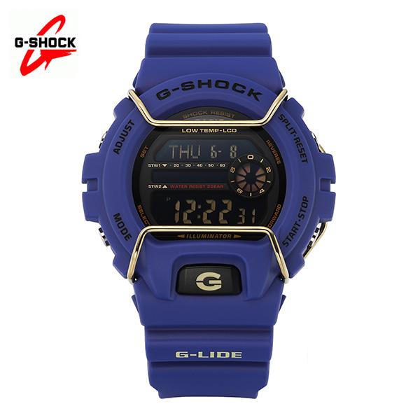 [지샥시계 G-SHOCK] GLS-6900-2 / G-LIDE 스포츠라인 블루