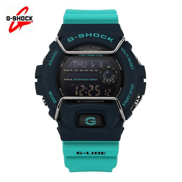 [지샥시계 G-SHOCK] GLS-6900-2A / G-LIDE 스포츠라인 그린
