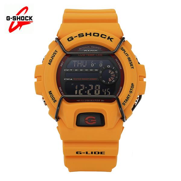 [지샥시계 G-SHOCK] GLS-6900-9 / G-LIDE 스포츠라인 옐로우