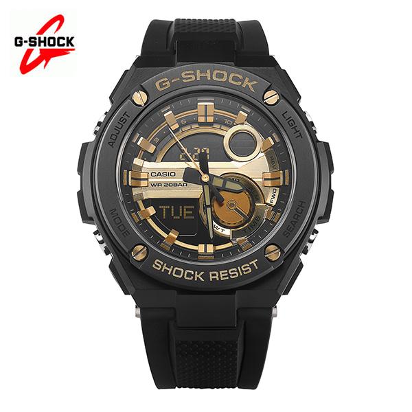 [지샥시계 G-SHOCK] GST-210B-1A9 / G-STEEL 지스틸 흑금