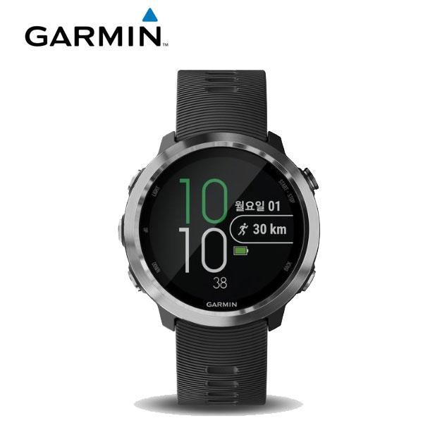 [가민 Garmin] Forerunner 645 GPS Black / 포러너 645 GPS 블랙 스마트워치 42.5mm 타임메카