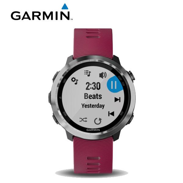 [가민 Garmin] Forerunner 645M GPS Cerise / 포러너 645 뮤직 GPS 세리즈 스마트워치 42.5mm 타임메카